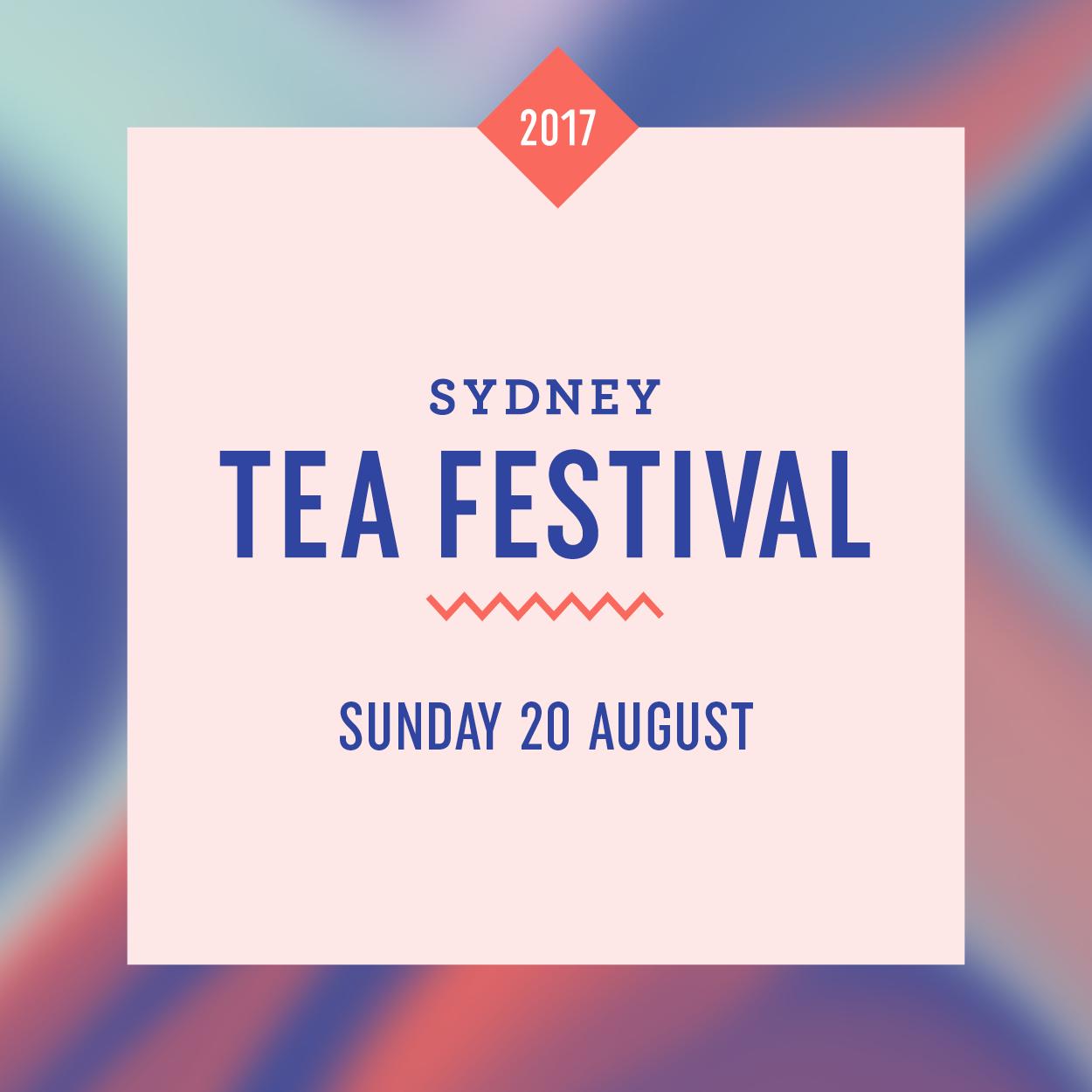 Sydney Tea Festival 2017